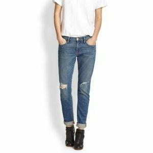 Frame Denim 'Le Grand Garcon'Boyfriend Jeans